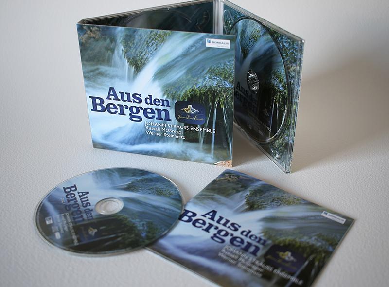 CD_JSE_Aus den Bergen