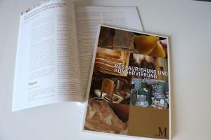 Broschüre für OÖ. Museumsverbund