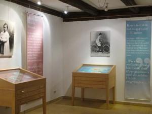 Strindberg Museum Saxen