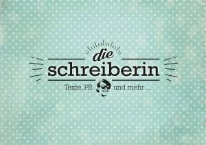 Logoentwicklung Die Schreiberin