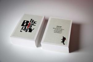 Logoerstellung/Visitenkarten The Big Easy