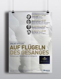 Plakat Johann Strauß Ensemble