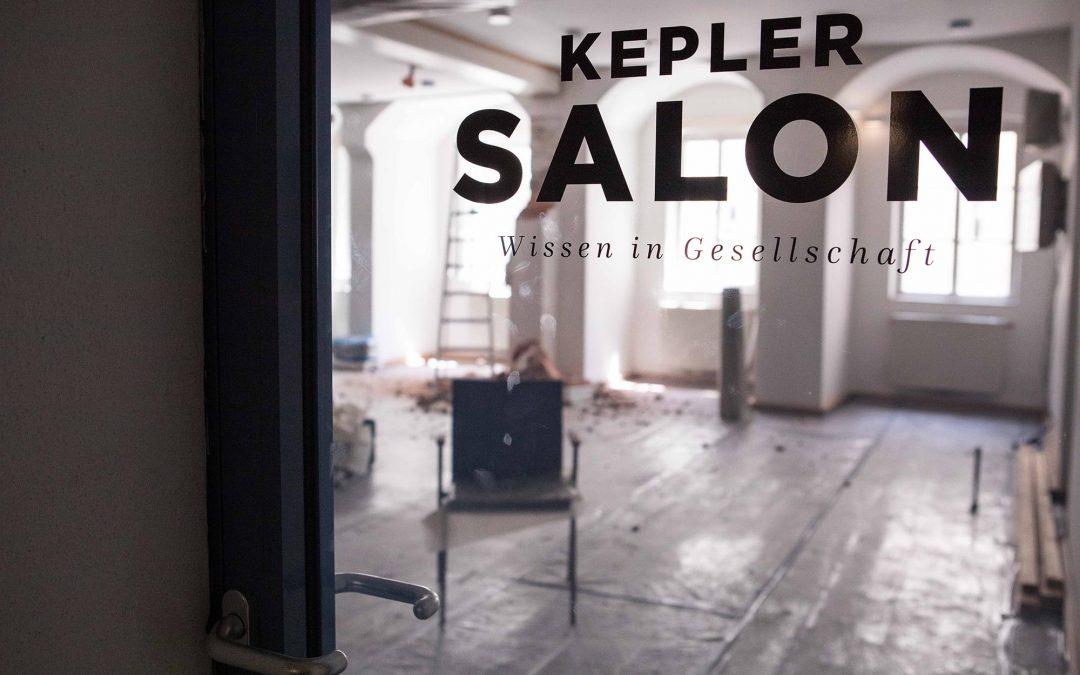 Baustellendokumentation Kepler Salon